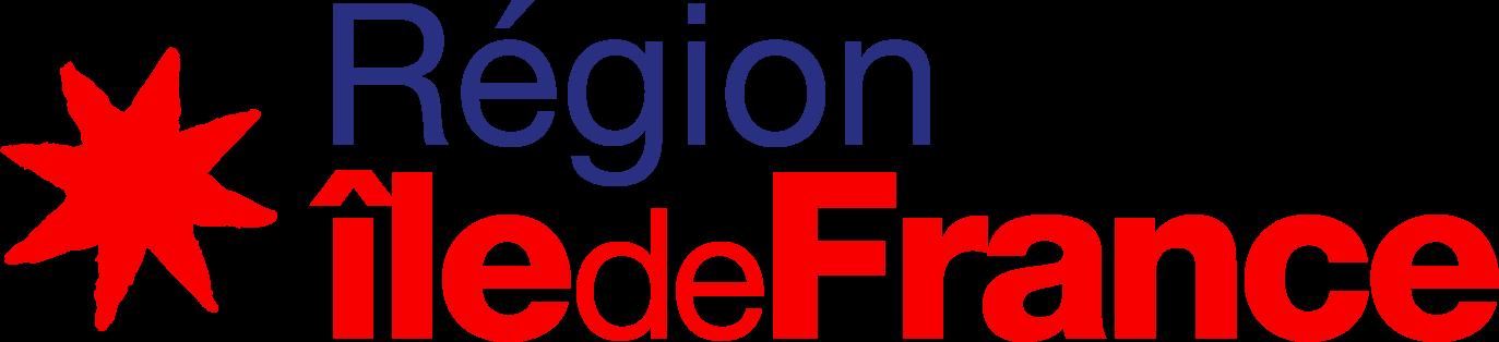 Logo Region Ile De France - France Active Île-de-France